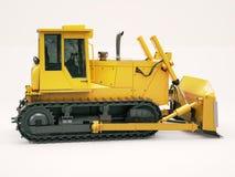 Heavy crawler bulldozer Royalty Free Stock Photography