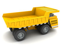 Heavy dumper Royalty Free Stock Images