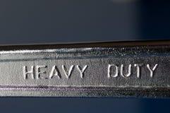Heavy duty Stock Photography