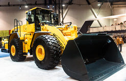 Heavy-Duty Articulated Loader Stock Photography