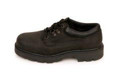 Heavy duty boots isolated Royalty Free Stock Image