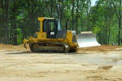 Heavy duty bulldozer Royalty Free Stock Image