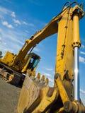 Heavy Duty Construction Equipment Royalty Free Stock Photography