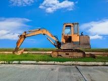 Free Heavy Duty Construction Equipment Stock Photos - 35058053