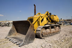 Heavy duty construction equipment Stock Photos