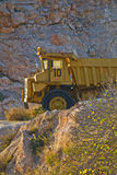 Heavy duty dump truck Royalty Free Stock Photography