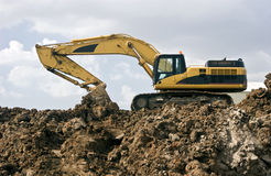 Heavy Duty Equipment Stock Photo