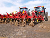 Heavy duty farm equipment Royalty Free Stock Photography