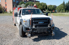 Heavy duty Ford. Stock Image