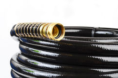 Heavy Duty Garden Hose Royalty Free Stock Images