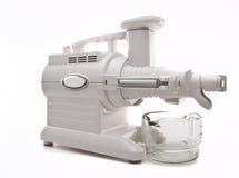 Heavy duty juice extractor. Modern heavy duty juice extractor Royalty Free Stock Photography