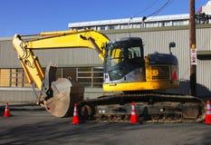 Heavy duty machinery. Royalty Free Stock Photography