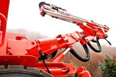 Heavy duty mine drill Royalty Free Stock Image