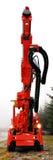Heavy duty mine drill Royalty Free Stock Photography