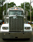 Heavy Duty Moving Truck. Photo of large truck that is used by a moving company royalty free stock images