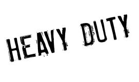 Heavy Duty rubber stamp Royalty Free Stock Image