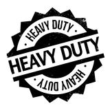 Heavy Duty rubber stamp Royalty Free Stock Photos