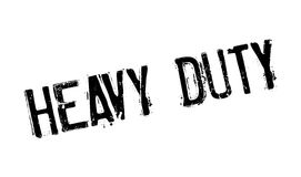 Heavy Duty rubber stamp Royalty Free Stock Photography