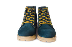 Heavy duty shoes Stock Images