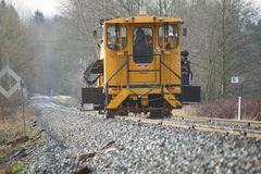 Heavy Duty Track Equipment Royalty Free Stock Photography