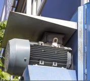 Heavy duty water pump Royalty Free Stock Image