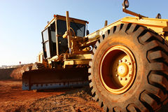 Heavy equipment stock photography