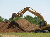 Heavy Equipment Royalty Free Stock Photos