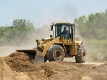 Heavy Equipment Royalty Free Stock Images