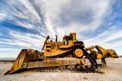 Free Heavy Equipment Bulldozer Royalty Free Stock Photo - 168739695