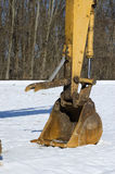 Heavy equipment detail Stock Photography