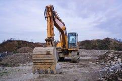 Heavy equipment Royalty Free Stock Photography