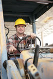 Heavy Equipment Operator stock images