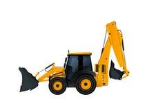 Heavy excavator loader Stock Photos