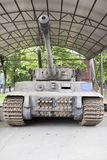 Heavy German tank T-VI H Stock Photo