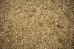 Heavy grain sand Royalty Free Stock Image