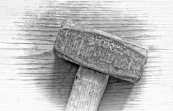 Heavy hammer Royalty Free Stock Image