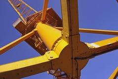 Heavy Industrial Crane Stock Images