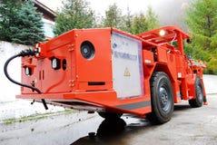 Heavy industrial machine stock image