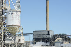 Heavy Industrial Plant Stock Photos