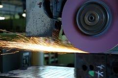 Heavy industry Stock Image