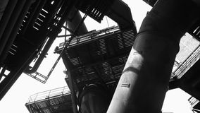 HEAVY INDUSTRY Royalty Free Stock Images