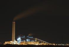 Heavy industry in industrial estate Stock Image