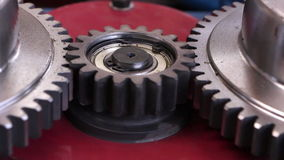 Heavy industry - industrial gear stock footage