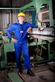 Heavy industry mechanic Stock Images