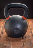 Heavy iron kettlebell - fitness concept Royalty Free Stock Photography
