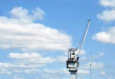 Heavy Lifting Crane Royalty Free Stock Image