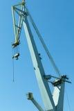 Heavy load dockside cranes Royalty Free Stock Photos
