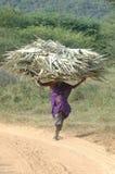 Heavy load Stock Image