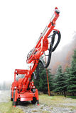 Heavy machine royalty free stock photo