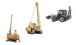 Heavy machinery Stock Photos